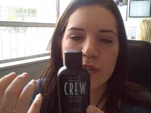 American Crew Daily Shampoo- How To Get Healthy Hair For Men