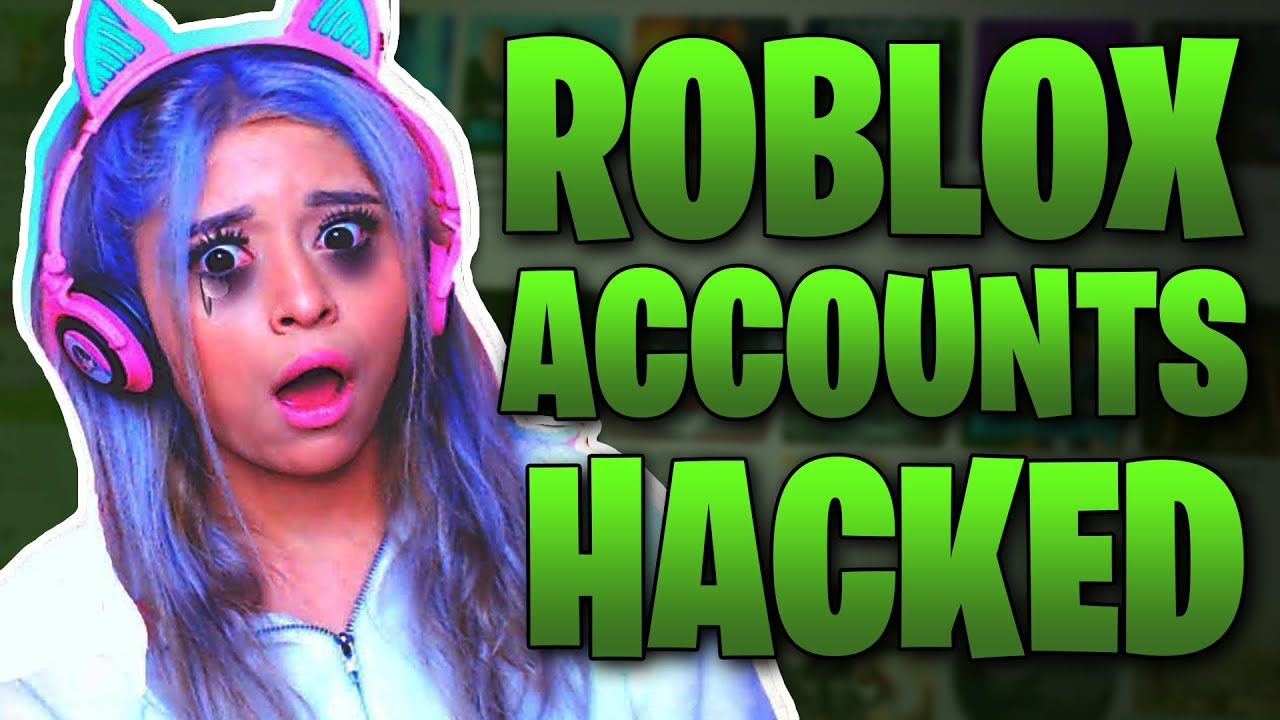 4 Roblox Accounts That Got Hacked