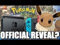 Pokemon Switch Teased to be Revealed Tomorrow & Will the Graphics Disappoint?| PE NewZ
