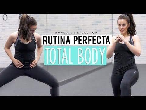 Rutina rápida para todo el cuerpo | TOTAL BODY