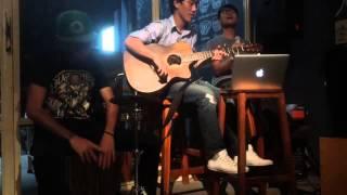 Thái Bình Mồ Hôi Rơi - Guitar cover by Linus band
