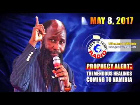 TREMENDOUS HEALINGS COMING TO NAMIBIA!!!-PROPHET DR.OWUOR