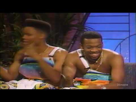 BBD on Arsenio Thought It Was Me