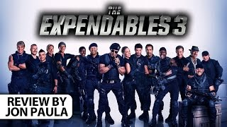 The Expendables 3 -- Movie Review #JPMN