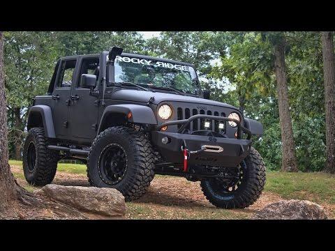 2015 Jeep Wrangler Unlimited Sport Rocky Ridge Stealth In Depth