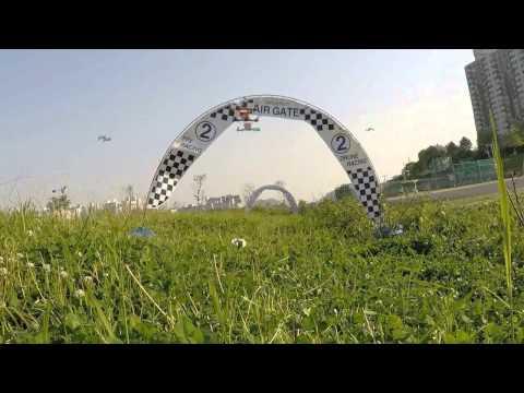 250 QuadCopter FPV Racing in sinjung-kyo, seoul, Korea