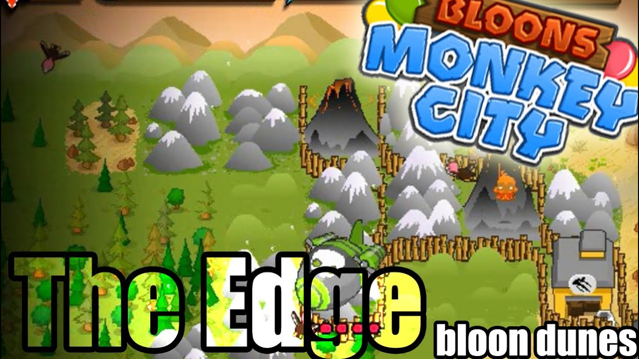 Bloon monkey city games