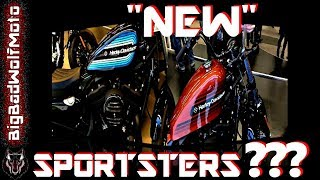 """2018 SPORTSTER IRON 1200 and 48 SPECIAL - ARE THEY REALLY """"NEW"""" MODELS???"""
