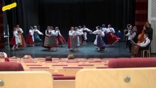 Folk dance - Durham
