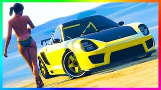 GTA Online DLC Vehicle Releasing Tomorrow - FREE Money Rebate, NEW GTA 5 Content Coming Soon & MORE!