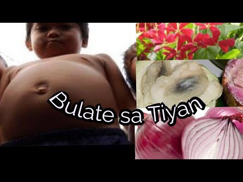 Bulate Sa Tiyan