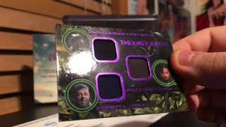 2018 Upper Deck Black Panther Box Break Recap and Review