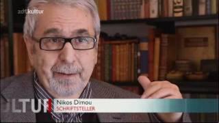 Nikos Dimou - Über das Unglück, ein Grieche zu sein (zdf.kultur)