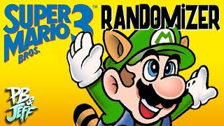 Super Mario Bros. 3 Randomizer | Part 1: WE'RE BOTH LUIGI?