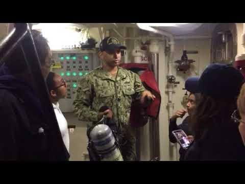 USS Ralph Johnson part 9