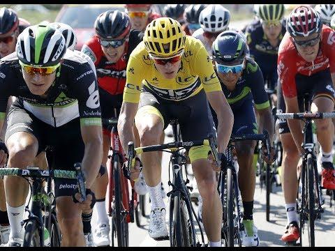 Vooruitblik etappe 17 Tour de France: 'Klassementsrenners gaan zich niet met ritwinst bemoeien'