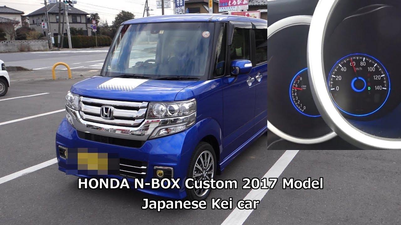 Japanese Kei Car Acceleration HONDA N-BOX 660cc TURBO ...