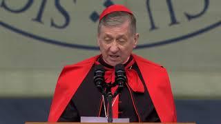 Notre Dame Commencement 2018: Cardinal Blase Cupich's Benediction