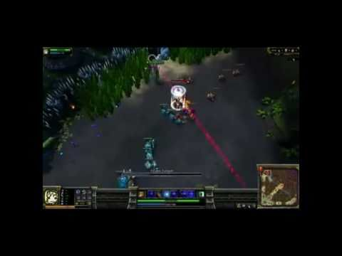 League of Legends - Lux, the Lady of Luminosity Skill Spotlight Gameplay HD