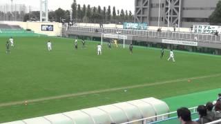 第21回全国クラブチーム選手権 準々決勝 南葛SC VS 青梅FC 味の素フィー...