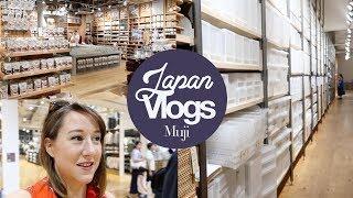 Tour round Giant Muji in Yurakucho, Tokyo! Japan Summer 2017