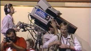 TV Cameramen at the 1984 Convention