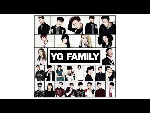 LEE Hi & BIGBANG- Rose (Blue Remix)
