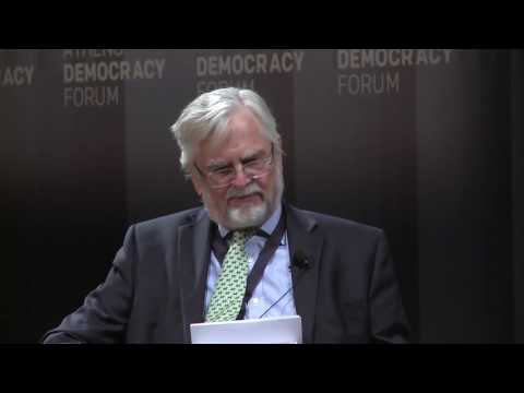 NYT Athens Democracy Forum 2016 - PANEL 4: Is Liberal Democracy Compatible with Religion?