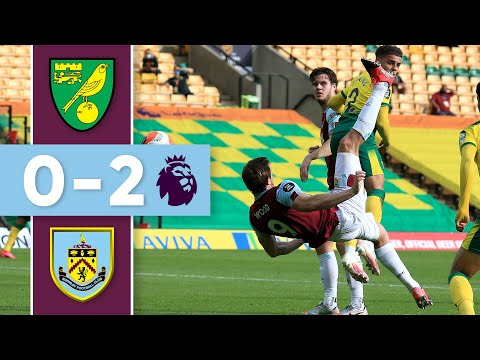 Norwich Burnley Goals And Highlights