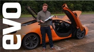 McLaren 12C long term test: Part 3 | evo DIARIES