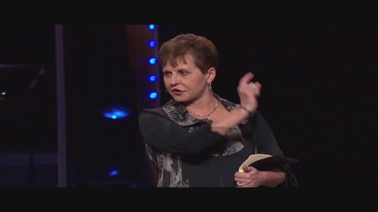 ジョイス・マイヤー - 神様を求めることを邪魔するもの パート2  Joyce Meyer - Hindrances to Seeking God Part2