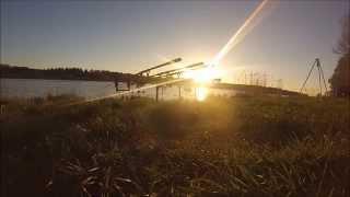 Lac de Rillé 24h 15 au 16 Mars 2014