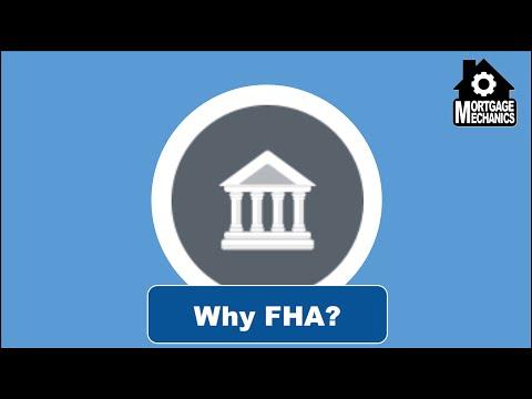 Why FHA?
