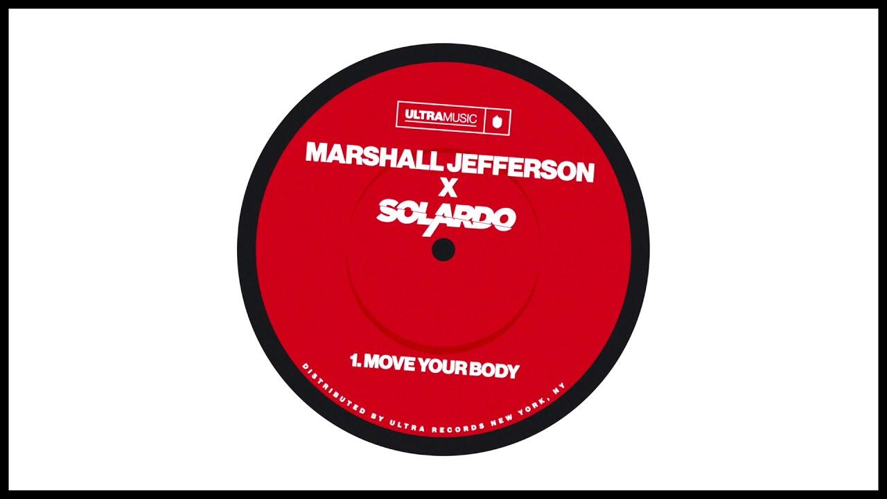 Download Marshall Jefferson x Solardo - Move Your Body (Animated Video) [Ultra Music]