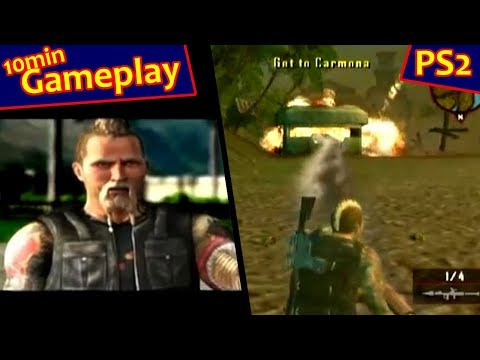 Mercenaries 2 world in flames ps2 youtube mercenaries 2 world in flames ps2 altavistaventures Choice Image