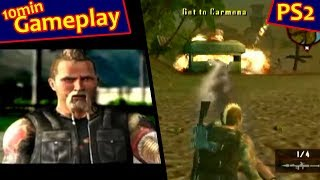 Mercenaries 2: World in Flames ... (PS2)