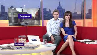 Christine Bleakley 13 April 2011