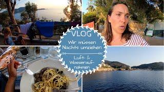 Ärger auf dem Campingplatz |Luft- & Wasseraufnahmen |VLOG |Kathis Daily Life