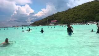 Coral Island Pattaya Tour | Pattaya Beach | Koh Larn Pattaya Thailand Samae beach