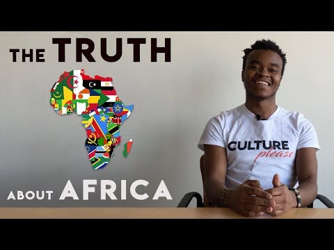 "Kenyan Explains ""African"" Culture - How to Stop Stereotyping"