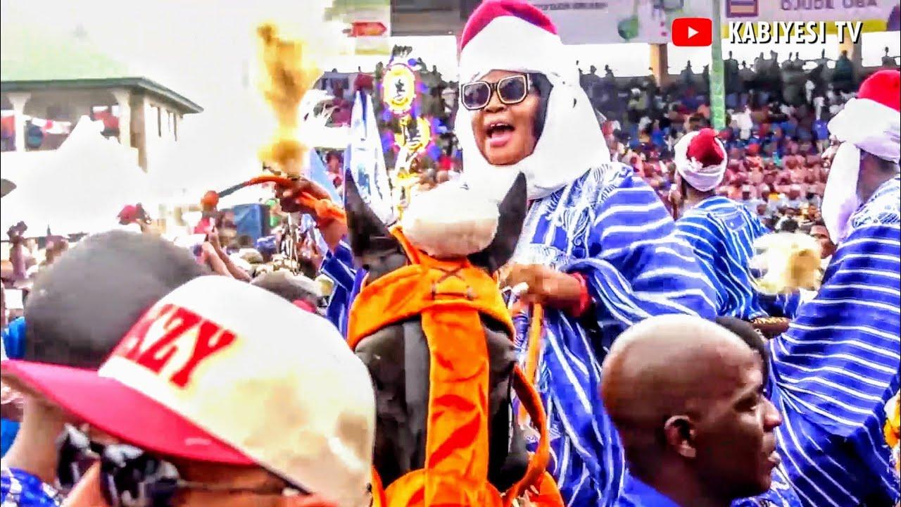 Download The Glitz & Glamour at OJUDE OBA, Ijebu Ode...a must watch