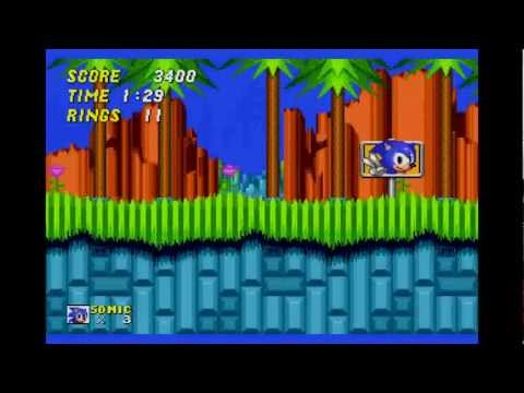 All zones of Sonic the Hedgehog 2