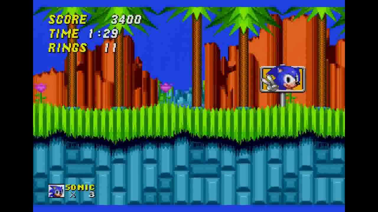 All Zones Of Sonic The Hedgehog 2 Youtube
