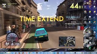 PC ARCADE - GTI CLUB 3 - ITALY STAGE -  TEKNOPARROT 1.65 - 2018  UK ARCADES GAMEPLAY