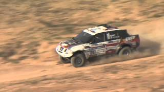 AFRICA ECO RACE 2016 - CLIP - Day1