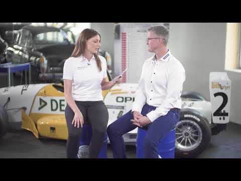 Interview with Ralf Schumacher and Ravenol ENG