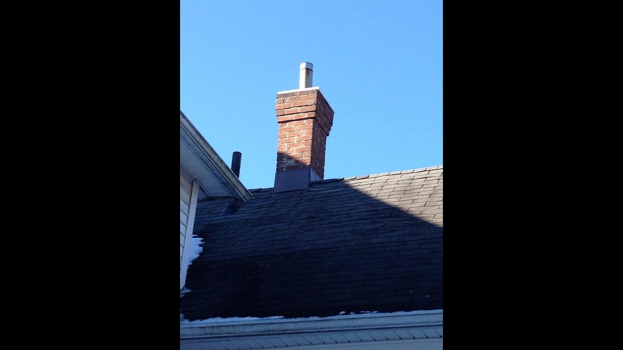 How to remove a chimney - Kitchen Chimney Removal Roof Repair
