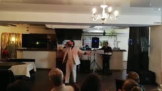 Алексей Петров в лаунж-кафе Тифлис