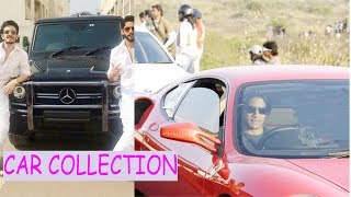 Nagarjuna family car collection