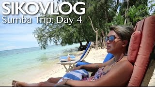 SIKOVLOG #44 - Sumba Trip Day 4: Menguji Nyali Di Tanggedu